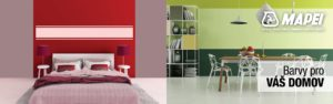 probarvování barev a omítek