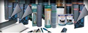 hydroizolace střech, jezírek, nádrží, spodní stavby